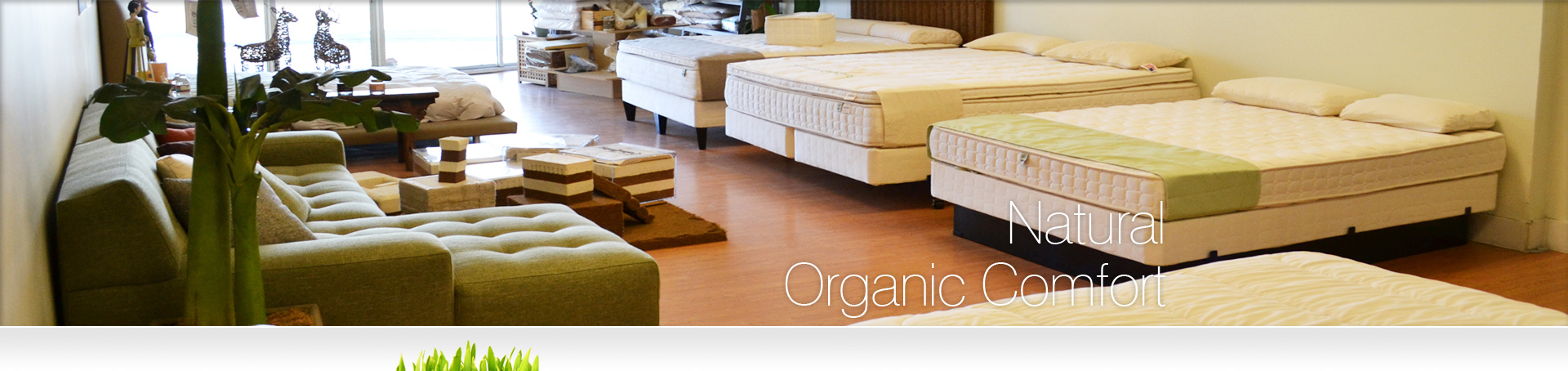 Natural Mattress From Organic Materials Palmpring Mattress